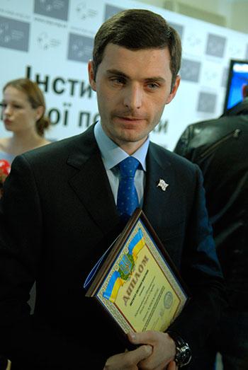 Теймураз Нишнианидзе, консул посольства Грузии в Украине. Фото: Владимир Бородин/The Epoch Times