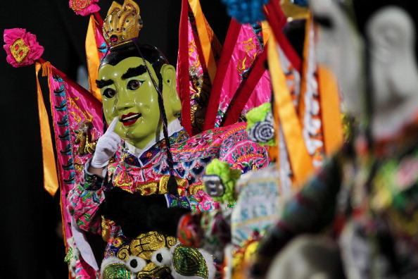 Сингапур в ожидании  Нового года, 2 февраля 2011. Фото: Chris McGrath/Getty Images