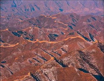 Фрагменты Великой китайской стены обнаружены в Монголии. Фото: lichnosti.net/people