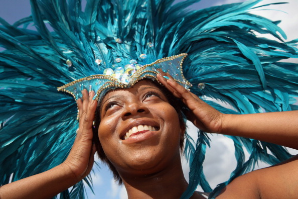 Фоторепортаж о встрече мэра Лондона с участниками карнавала в Ноттинг Хилл. Фото: Dan Kitwood/Getty Images