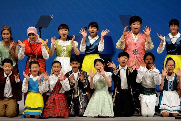 Фоторепортаж о праздновании  Дня Независимости Республики Корея. Фото: Chung Sung-Jun/Getty Images