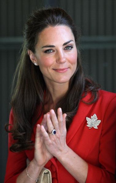 Фоторепортаж о девятом дне канадского тура герцога и герцогини Кембриджских Уильяма и Кетриню Фото: Chris Jackson - Pool/Getty Images