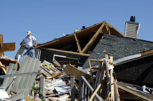 В  штате Арканзас объявлено чрезвычайное положение. Фото: Sara D. Davis/Getty Images