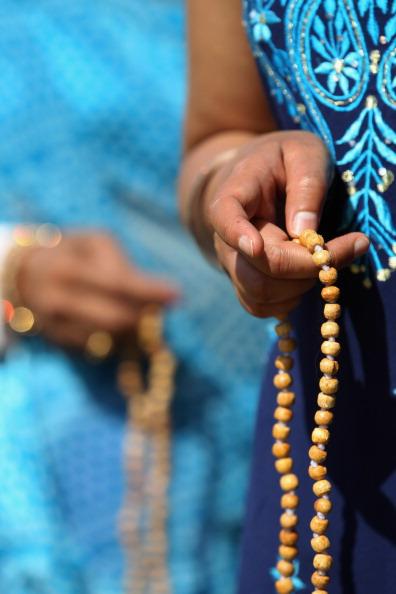 Фоторепортаж о крупнейшем индуистском фестивале за пределами Индии. Фото:Dan Kitwood/Getty Images