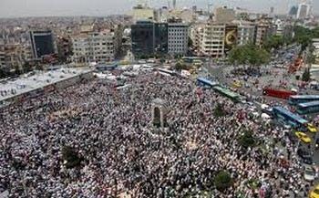 Десятки тысяч израильтян в прошлые выходные вышли на улицы в знак протеста против высокой квартплаты и социальной несправедливости. Фото с profi-forex.org