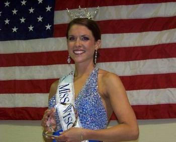 Лаура Кепплер стала «Мисс Америкой 2012». Фото со страницы Лауры на facebook.com