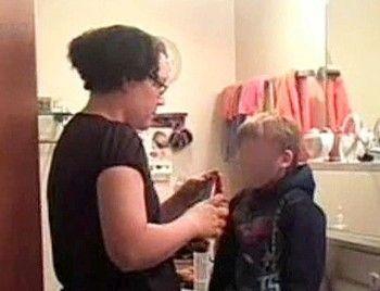 Джессика Бигли издевается над приемным ребенком из России. Фото с world.fedpress.ru