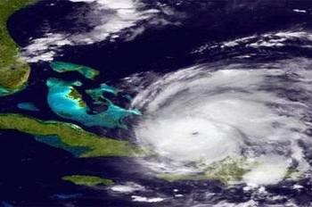 Ураган «Айрин» надвигается на Нью-Йорк. Фото с profi-forex.org