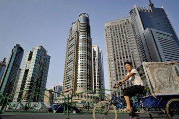Небоскребы Пудуна, финансового района Шанхая. Фото: Philippe Lopez /AFP /Getty Images