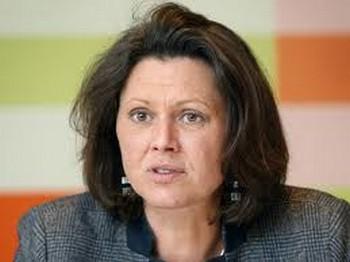 Немецкий министр по защите прав потребителей Ильзе Айгнер. Фото с europlanet.ru