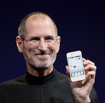 Генеральный директор компании Apple Стив Джобс ушел в отставку. Фото: wikipedia.org