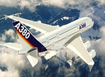 Авиакомпания Hong Kong Airlines, принадлежащая КНР, планирует приобрести десять аэробусов А380. Фото с wallpampers.ru