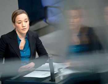 Кристина Шрёдер отметила прогресс в равноправии полов. Фото: tagesspiegel.de