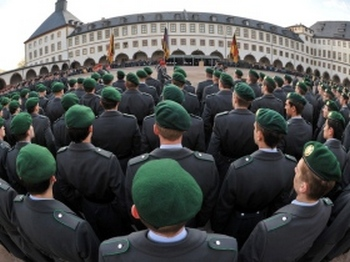 Германия отказалась от обязательного призыва в армию. Фото с nordbayern.de