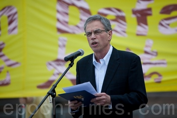 Министр окружающей среды Канады Чжо Оливер. Торонто, Канада. 22 мая 2011 год. Фото: The Epoch Times