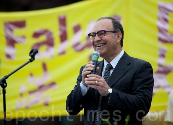 Конгрессмен штата Онтарио Росарио Мачиз. Торонто, Канада. 22 мая 2011 год. Фото: The Epoch Times