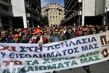 Греческая трагедия в мировой экономике. Фото: AFP