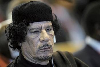 Международный уголовный суд в Гааге выдал ордер на арест Каддафи. Фото: Getty Images