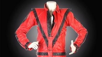 Куртка Майкла Джексона продана на аукционе за 1,8 млн. долларов. Фото с bz-berlin.de