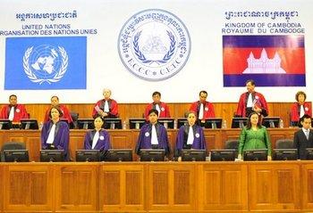 В Камбожде красные кхмеры предстанут перед судом за геноцид. Фото с neues-deutschland.de