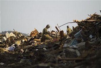 Авария на «Фокусима-1». Последствия и прогнозы. Фото:Athit Perawongmetha