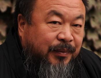 Китайский художник Ай Вэйвэй. Фото: PETER PARKS/AFP/Getty Images