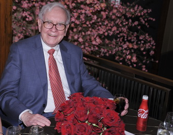 Уоррен Баффет - крупнейший инвестор мира. Фото: Michael Loccisano / Getty Images