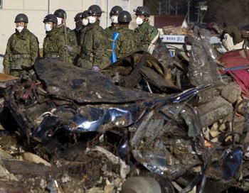 В Японии на АЭС «Фукусима-1» новое землетрясение не причинило ущерба. Фото: Paula Bronstein /Getty Images