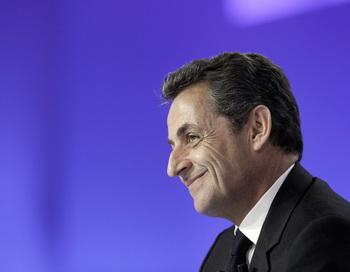 Николя Саркози. Фото: KENZO TRIBOUILLARD/AFP/GettyImages