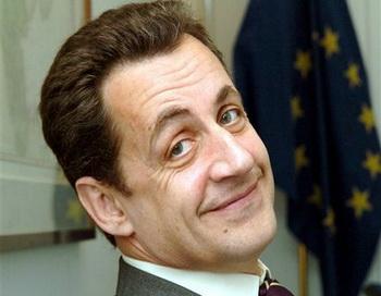 Президент Франции Николя Саркози стал счастливым отцом. Фото:nnm.ru