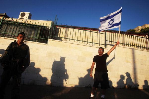 Фоторепортаж о праздновании Дня Иерусалима в Израиле. Фото: Lior Mizrahi/Getty Images