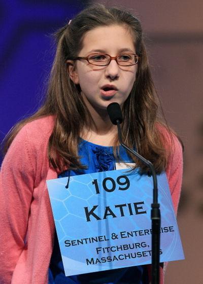 Фоторепортаж о конкурсе на правильное произношение в Вашингтоне. Фото: Mark Wilson/Getty Images