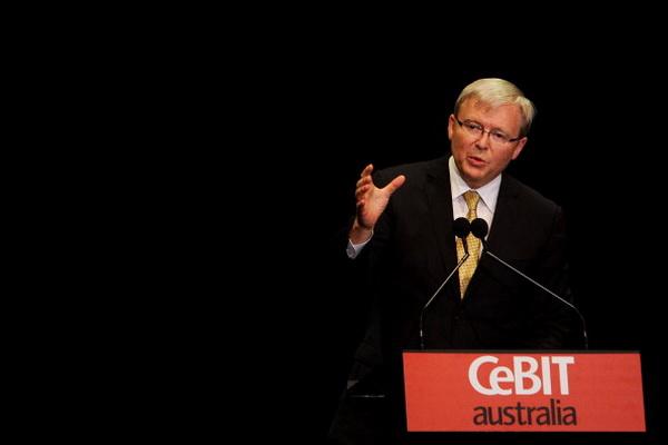 Фоторепортаж об открытии выставки CeBIT в Австралии, посвященной высоким технологиям. Фото: Lisa Maree Williams/Getty Images