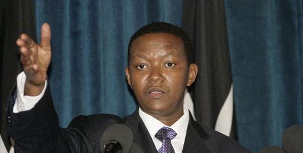 Фоторепортаж. Пресс-секретарь кенийского правительства Альфред Мутуа (Alfred Mutua). Фото: Getty Images