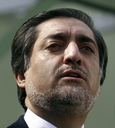Фоторепортаж. Лидер оппозиции Абдулла Абдулла, министр иностранных дел Афганистана. Фото: Getty Images