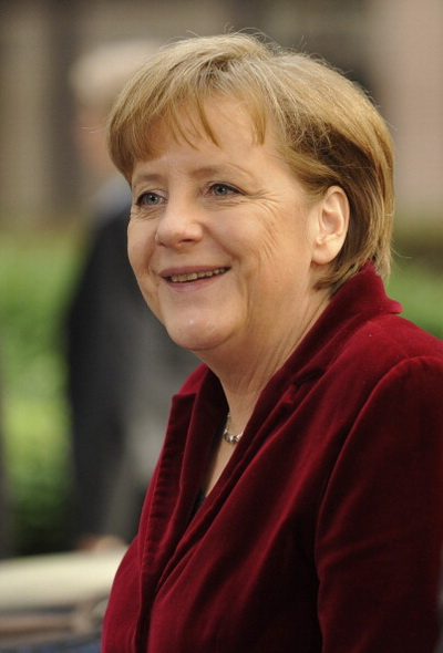 Фоторепортаж. Канцлер Германии Ангела Меркель. Фото: Getty Images