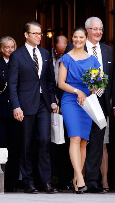 Фоторепортаж о праздновании Национального дня Швеции с участием членов королевской семьи. Фото: Christopher Hunt/Getty Images