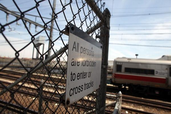 Фоторепортаж из метрополитена, где предположительно планировал совершить теракт Усама бен Ладен. Фото: Spencer Platt/Getty Images