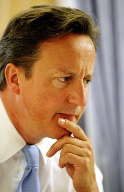 Фоторепортаж о выступлении Дэвида Кэмерона по вопросам реформы  здравоохранения в Великобритании. Фото: Jane Mingay - WPA Pool/Getty Images