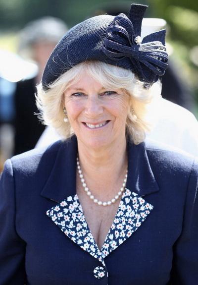 Фоторепортаж с поминальной службы с герцогиней Корнуольской Камиллой в Великобритании. Фото: Chris Jackson - WPA Pool/Getty Images