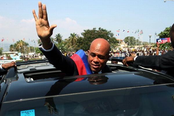 Фоторепортаж с инаугурации нового президента Гаити Мишеля Мартели. Фото: Allison Shelley/Getty Images