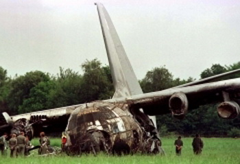 Авиакатастрофа  в Марокко унесла жизнь 78 человек. Фото: Reuters