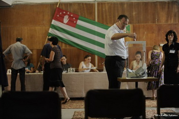 Голосование на президентских выборах в Абхазии завершено. Фото: www.livekuban.ru