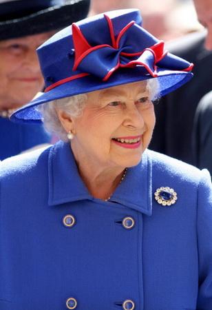 Королева Елизавета II и принц Филипп посетили Кембриджский университет.Фото: Andrew Winning - WPA Pool/Getty Images