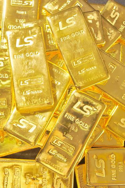 Спрос на золото в мире увеличивается. Фото: KIM JAE-HWAN/AFP/Getty Images