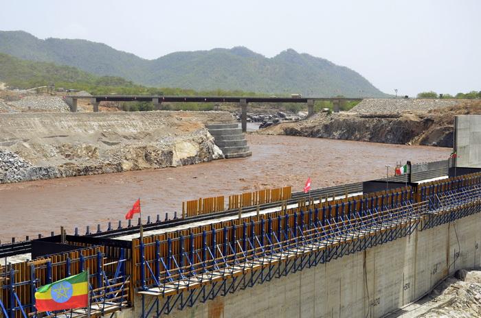 Эфиопия начала строительство новой гидроэлектростанции. Фото: William Lloyd-George/AFP/Getty Images
