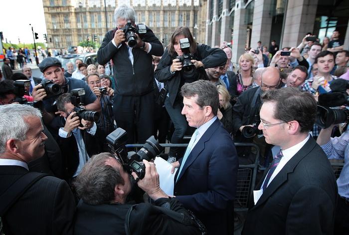 Банковский скандал набирает обороты. Бывший глава банка Barclays  Боб  Даймонд уходит в отставку. Фото: Peter Macdiarmid/Getty Images