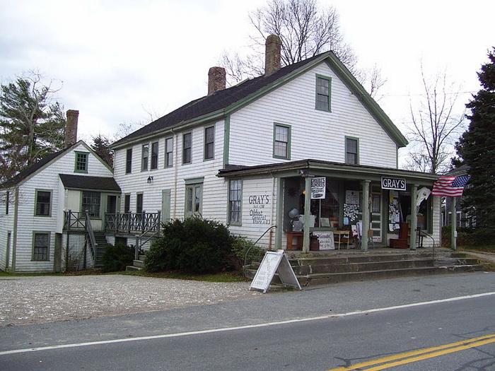 Закрывается самый старый магазин в США . Фото с сайта en.wikipedia.org