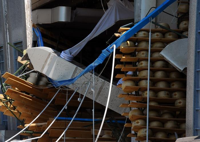 В Италии понесли большие убытки производители сыра. Фото:  Roberto Serra/Iguana Press/Getty Images