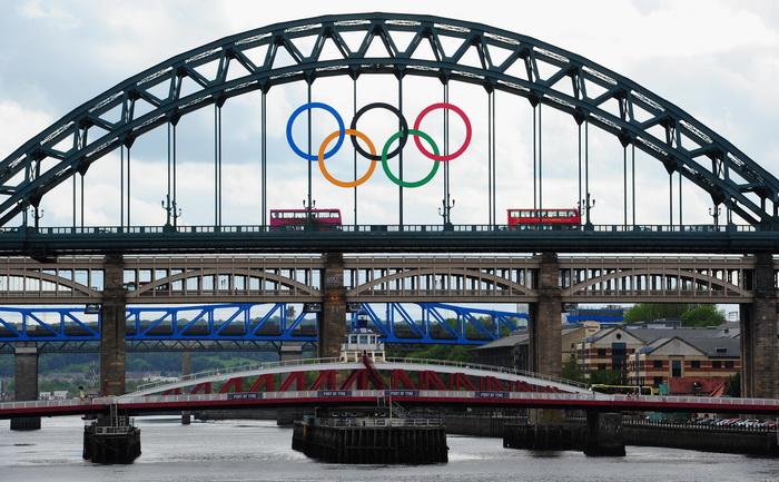 Лондон готовится к Олимпиаде-2012. Фото: Stu Forster/Getty Images